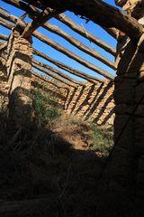 Homenaje alas casa viejas 8, en Mas de LLauradar, España
