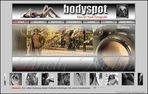Homepage bodyspot