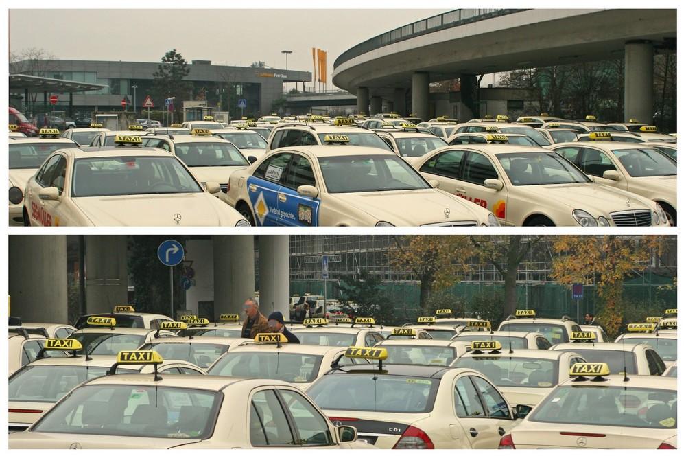Hommage an den unbekannten Taxifahrer