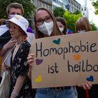 Homophobie ist heilbar