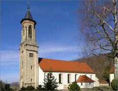 Honau - St. Gallus