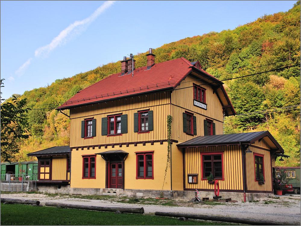 Honauer Bahnhof