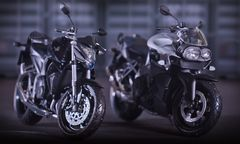 Honda & BMW