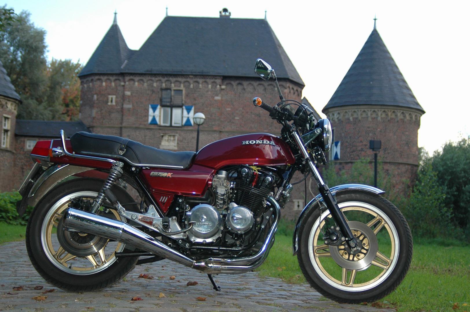 Honda       CB 750       KZ    Foto   Bild   autos   zweir  der  motorr  der  motorrad legenden Bilder auf