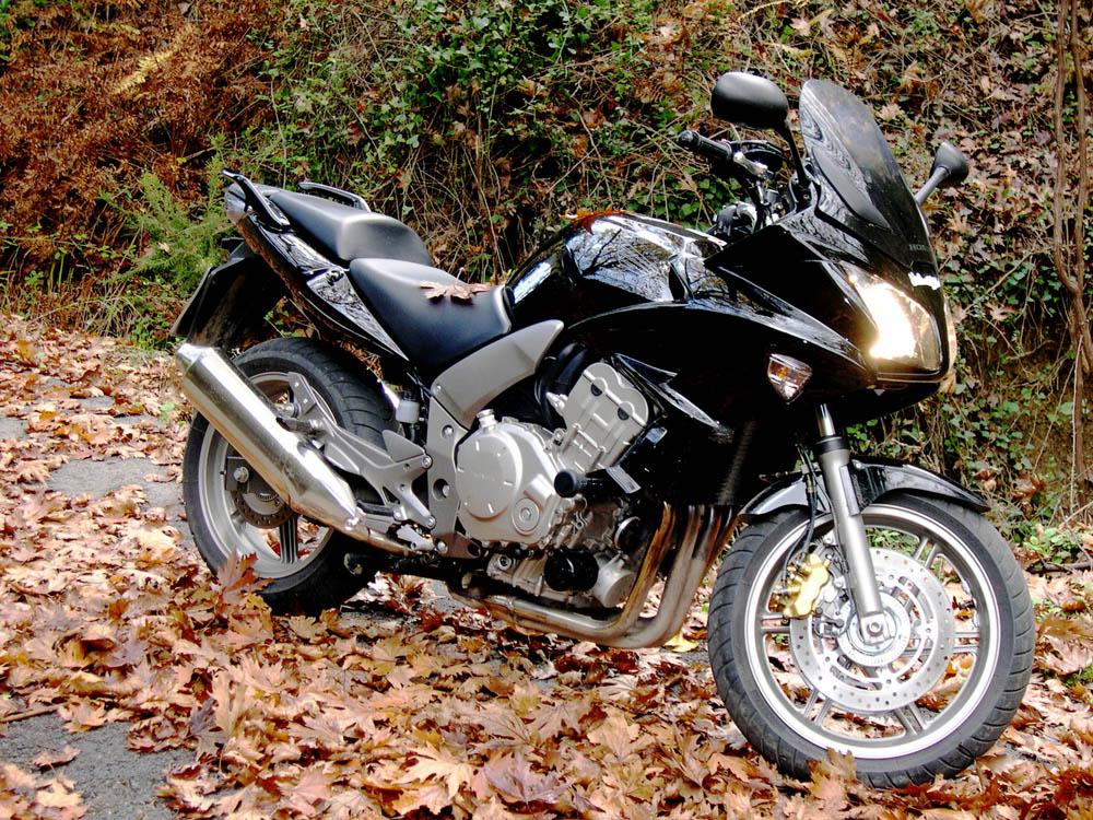 Honda CBF 1000 ABS/CBS auf Kreta