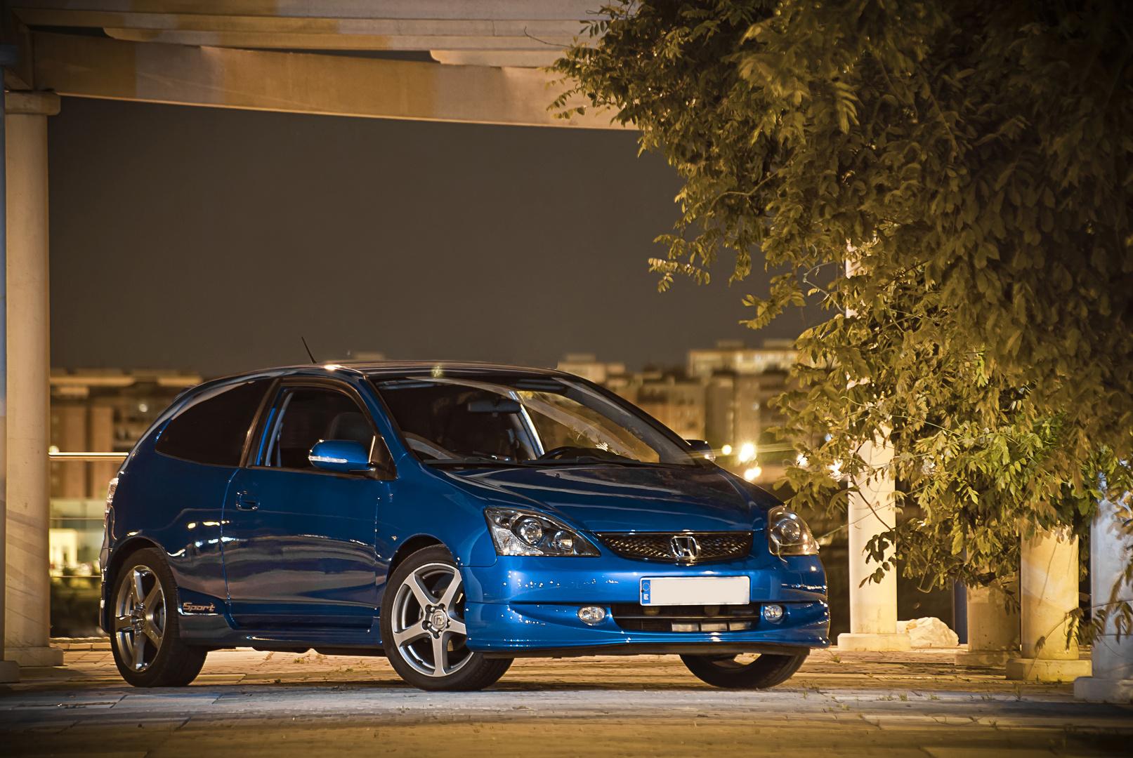 Honda Civic Vtec Sport (Electric Night)