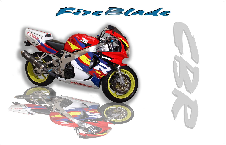 Honda FireBlade CBR 900 RR