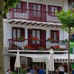 Hondarribia 2 - - Un restaurant sympathique - Ein gemütliches Restaurant