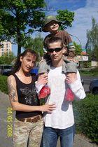 honey, paulchen and me
