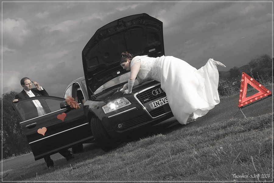 honeymoon must wait