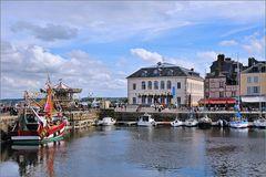 Honfleur - Am Hafen