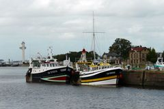 Honfleur - Hafen