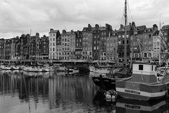 Honfleur, idyllisches Hafenstädchen in der Normandie
