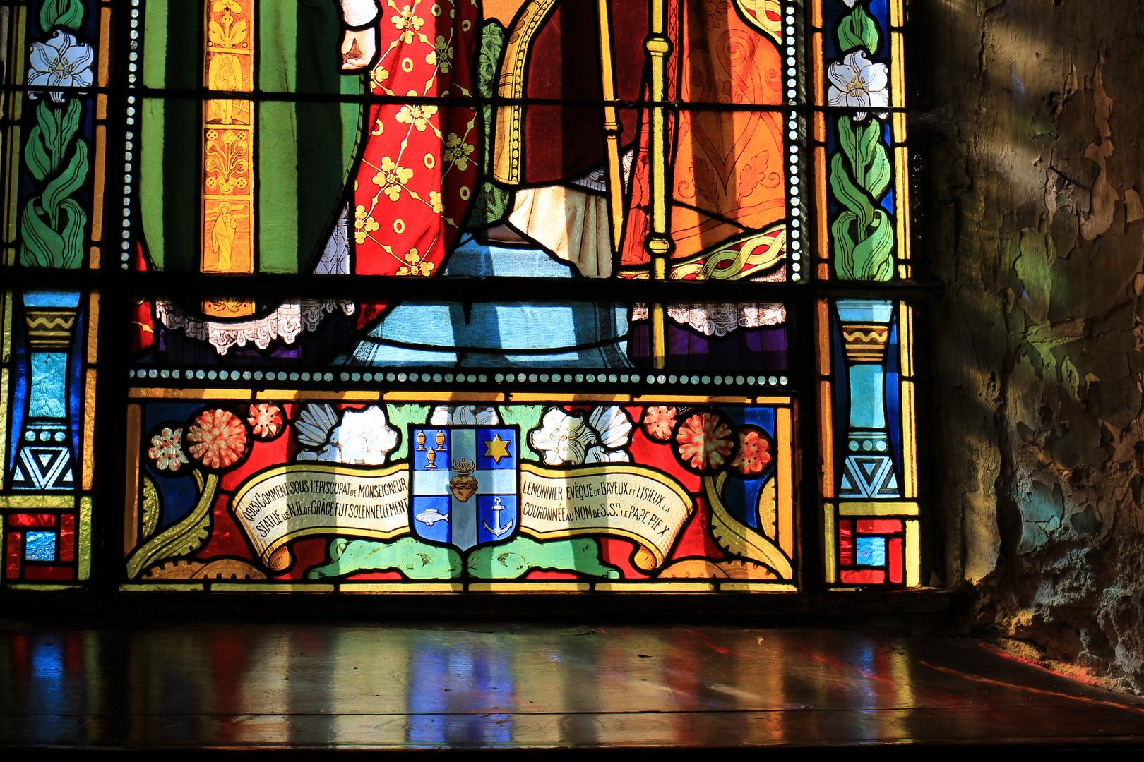 Honfleur II - Chapelle Notre-Dame-de-Grâce