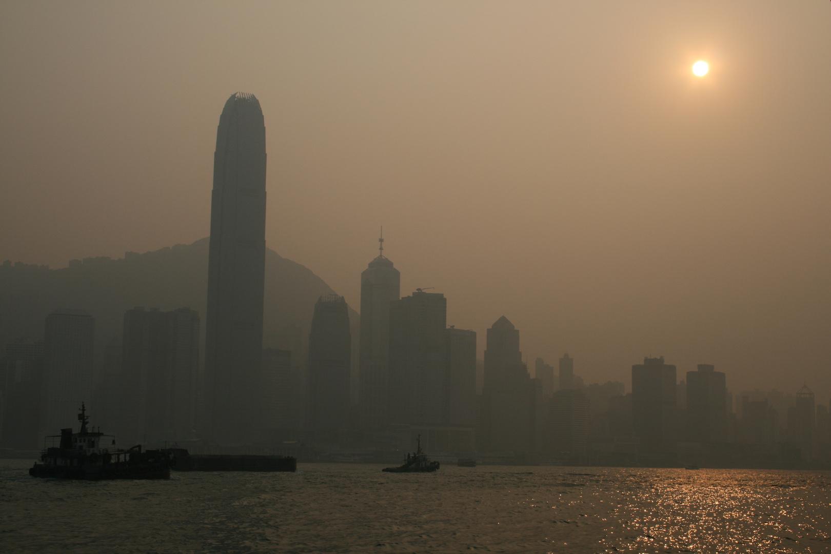 Hong Kong :)