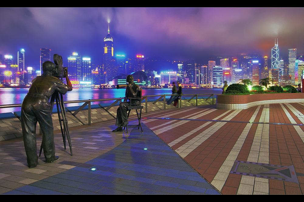 Hong Kong Avenue of the Stars