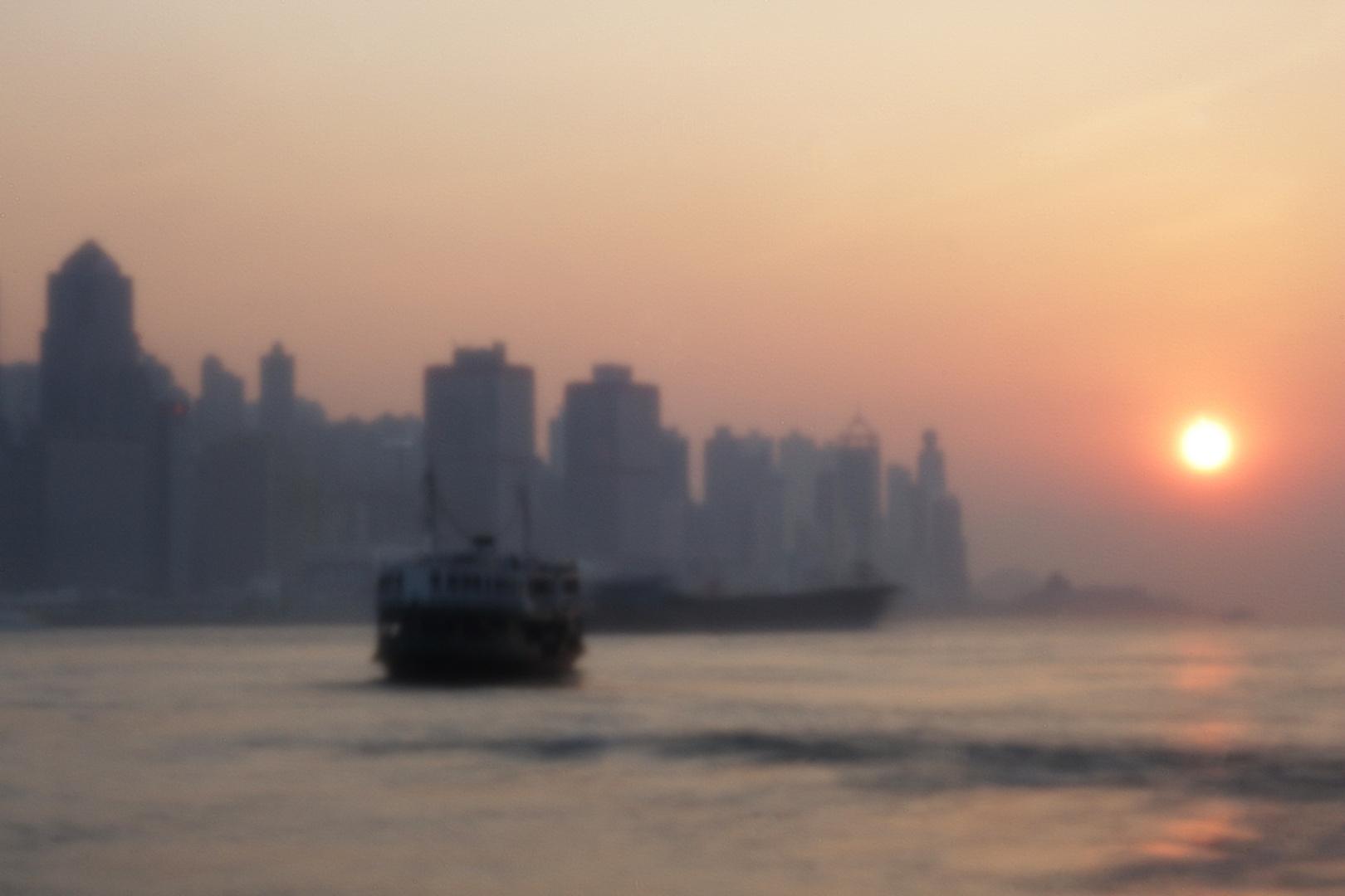 Hong Kong - Canon EOS M Lochkamera