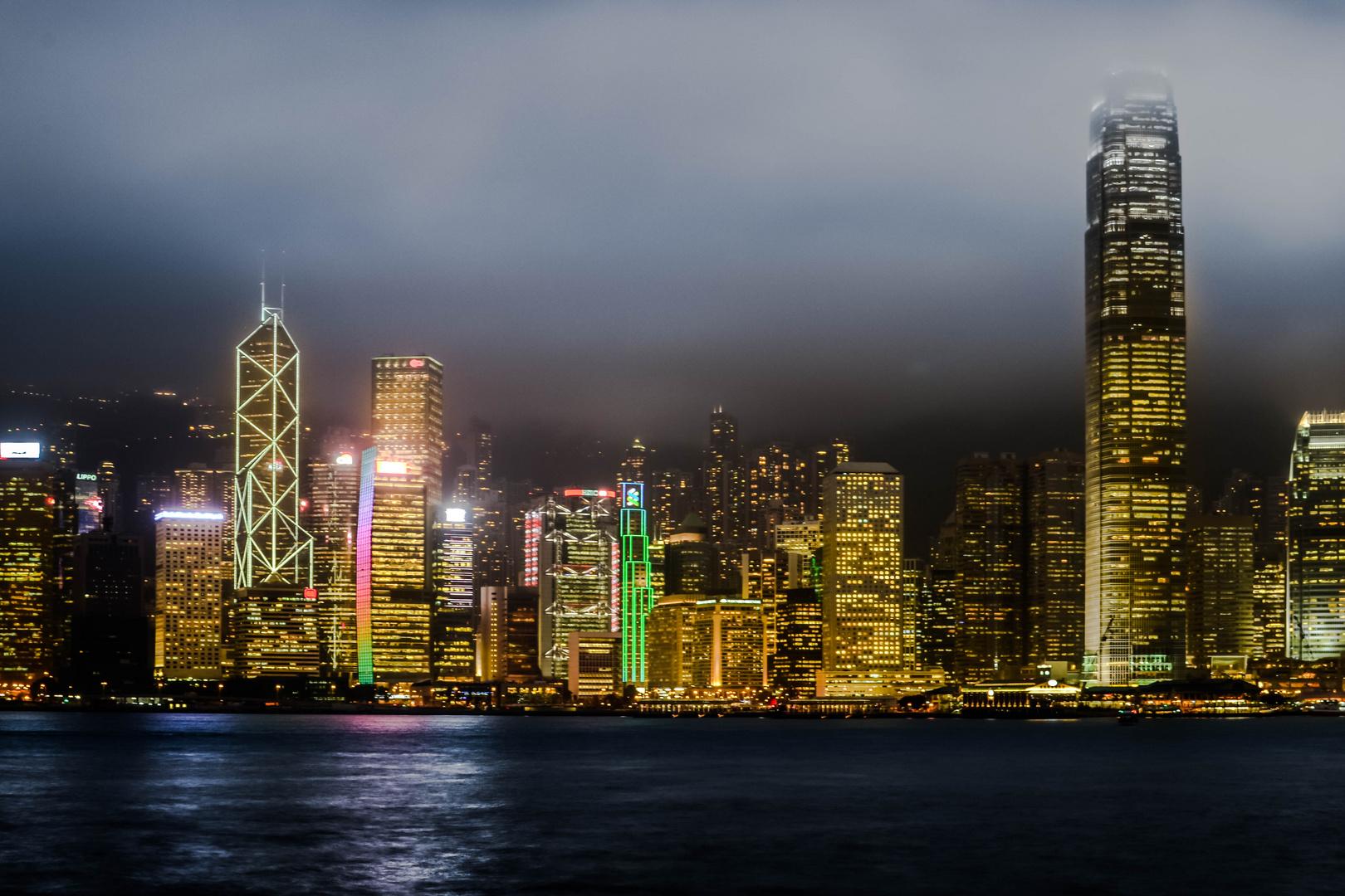 Hong Kong | Night view