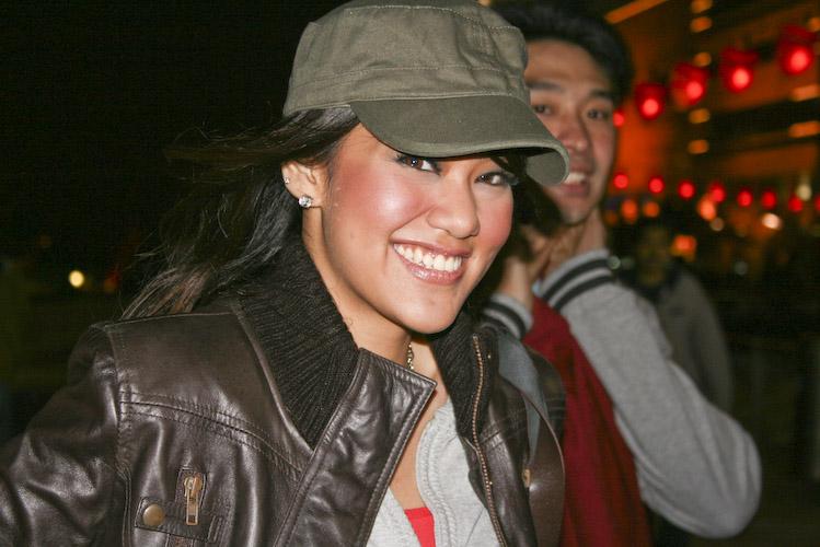 Hong Kong pretty girl