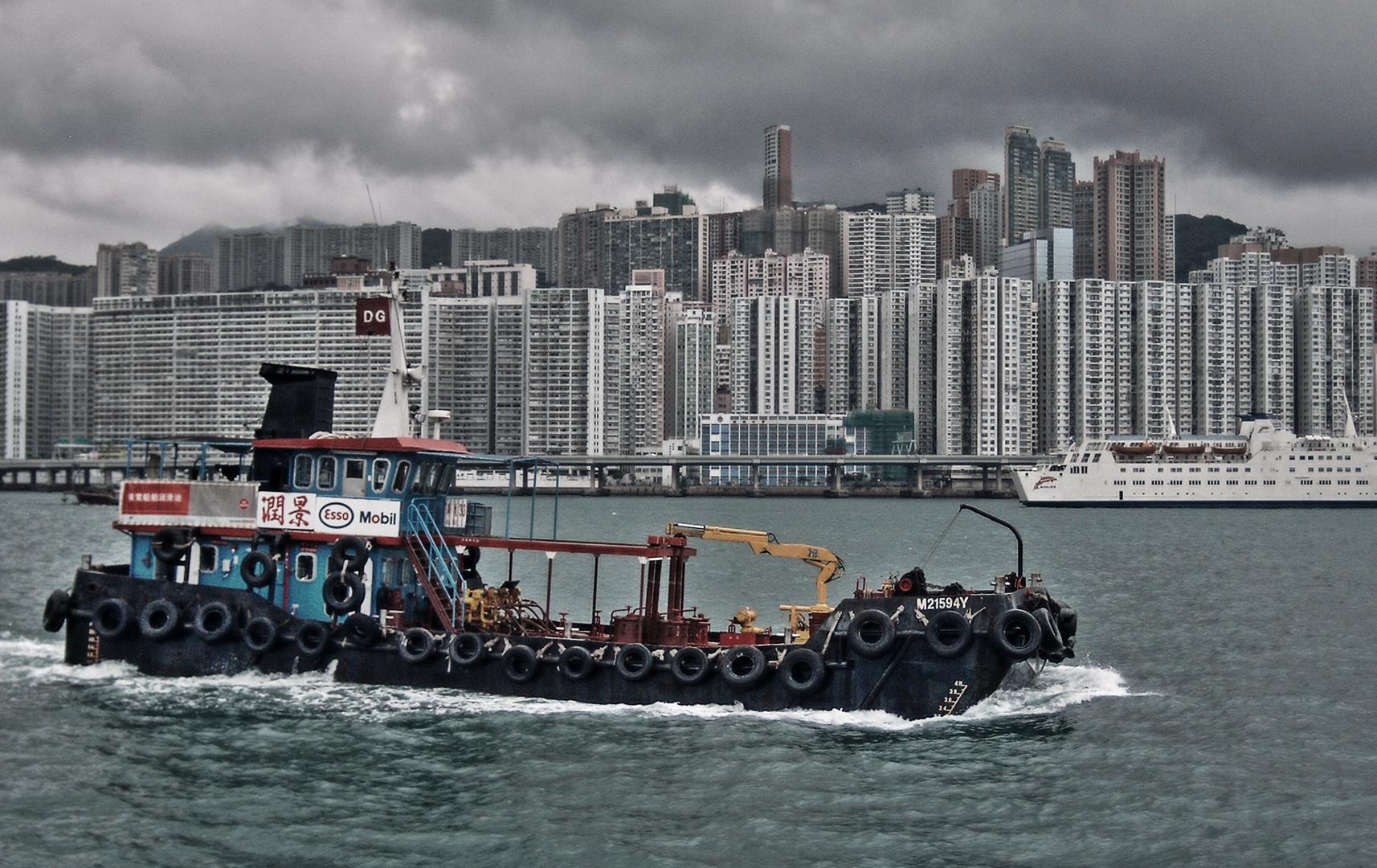 Hong Kong-Schlepper