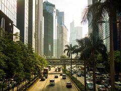 Hong Kongs Straßen