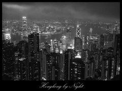 Hongkong by Night (The Peak)