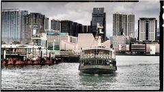 Hongkong Star Ferry Tour 2