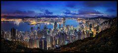 Hongkong . Victoria Peak