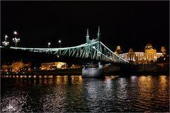 Hongrie - Budapest de nuit I