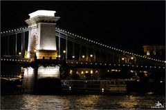 Hongrie - Budapest de nuit II