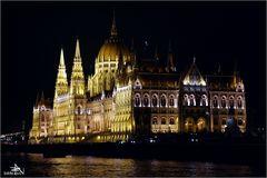 Hongrie - Budapest de nuit III