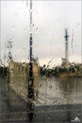 Hongrie - Budapest sous la pluie