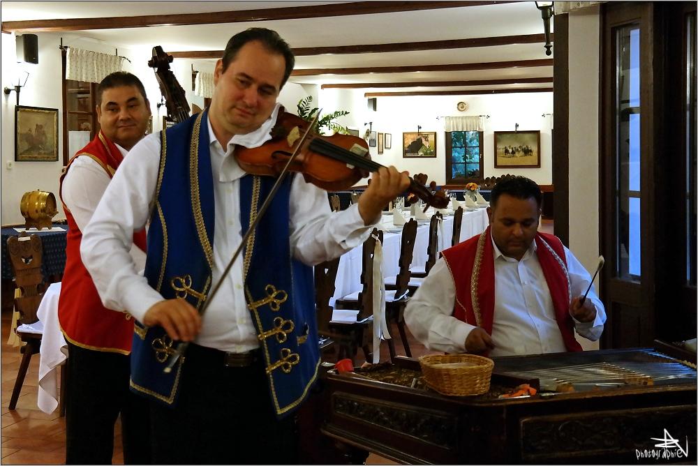Hongrie - Puszta - Dîner en musique