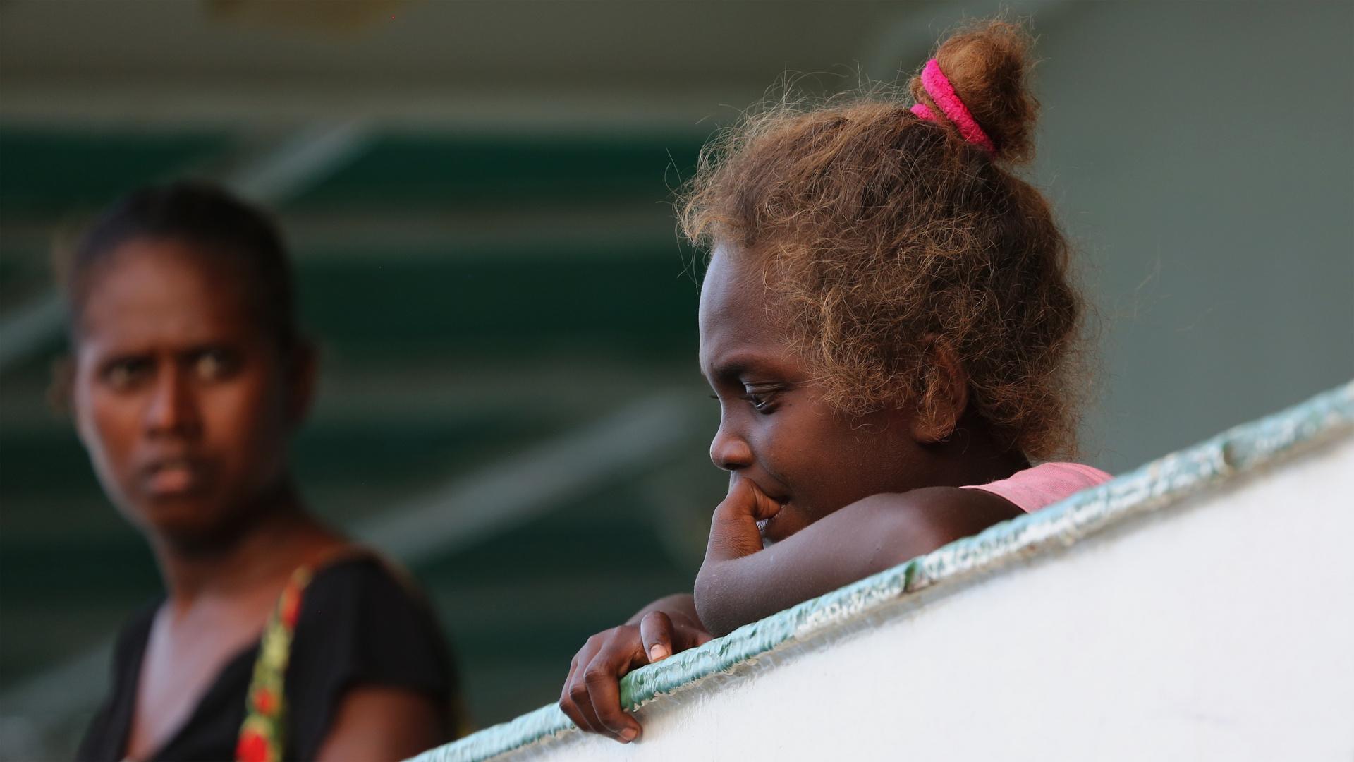 Honiara Faces II, Honiara, Solomon Islands / SB