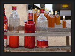 Honig und Benzin