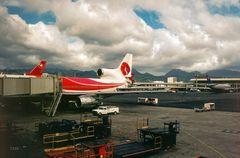 Honolulu-Vorfeld 1992