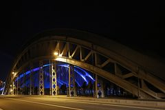 Honsel- und Osthafenbrücke