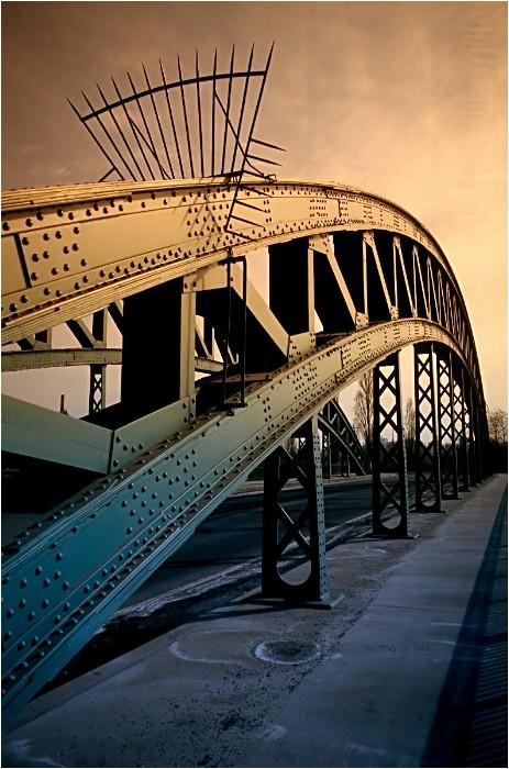 Honsellbrücke....