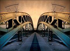 * Honsellbrücke *
