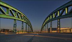 * Honsellbrücke *°