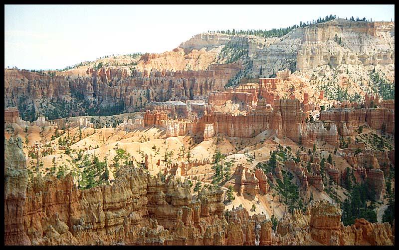 Hoodoos im Bryce Canyon in Utah, USA