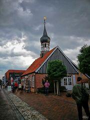 Hooksiel - altes Rathaus