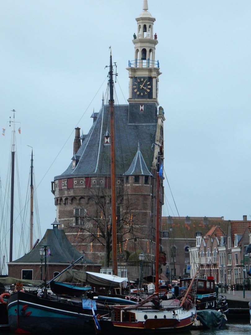 Hoorn - Old Harbour