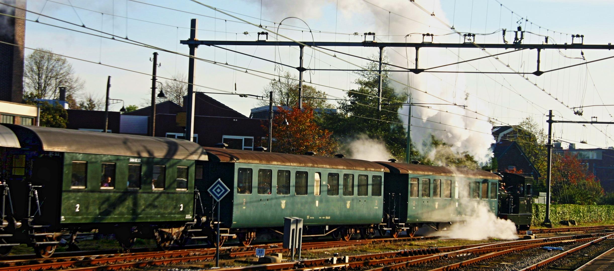 Hoorn - Zug