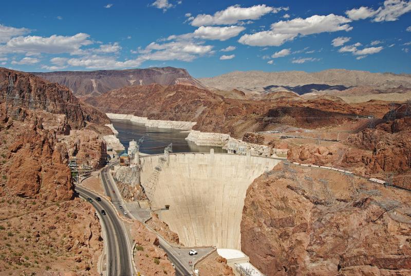Hoover Dam...