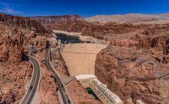 Hoover Dam, Boulder City, Nevada, USA