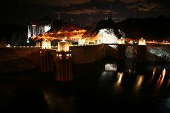 Hoover Dam @ Night