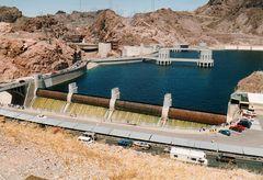 Hoover Staudamm / Colorado