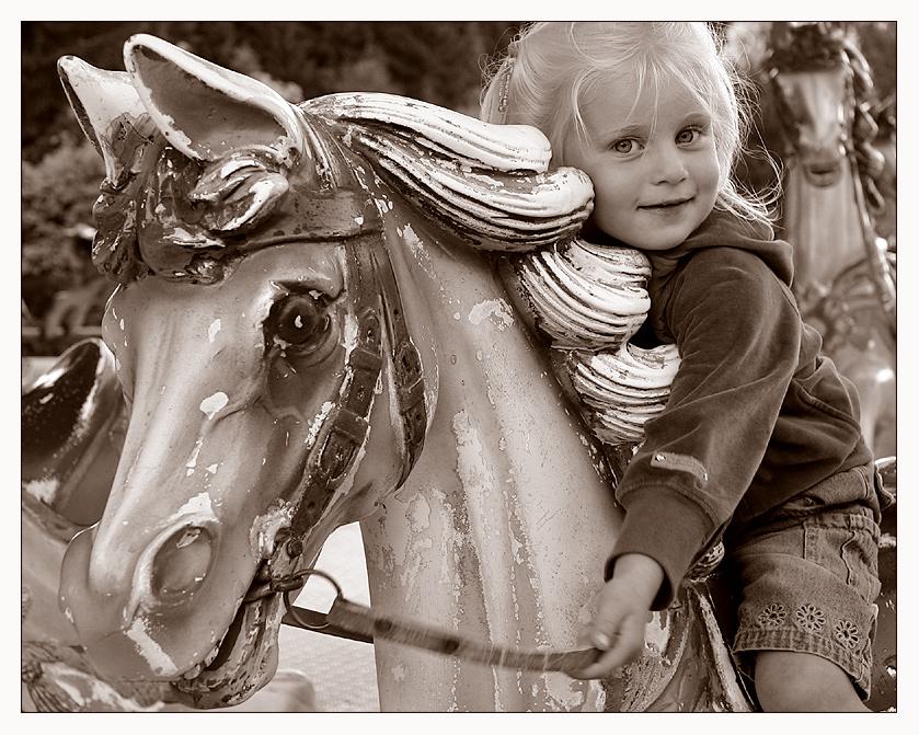 ...hop hop Pferdchen...