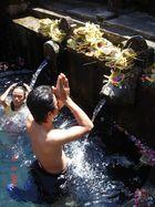 Hope for a hope-Tirta Empul, Bali